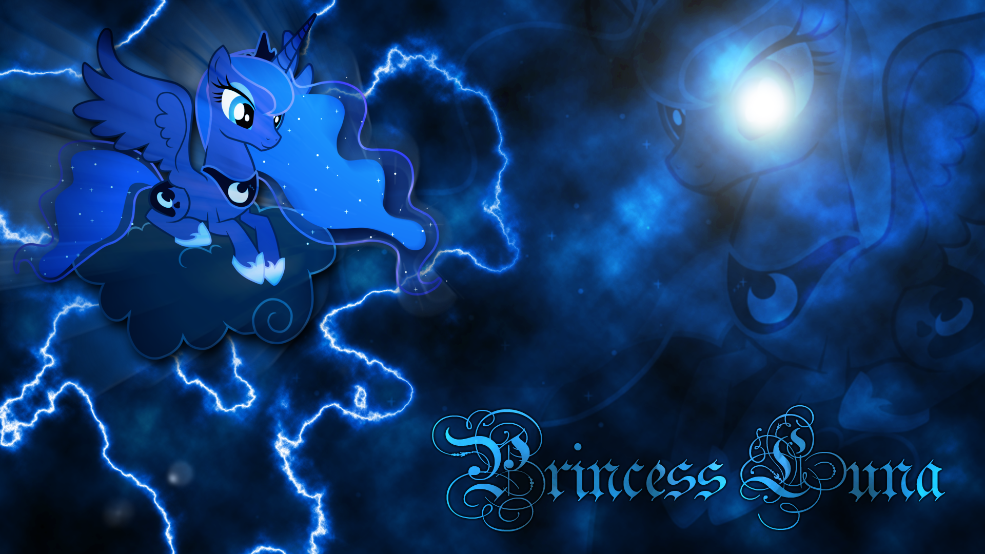 Princess Luna By Jamey4 On DeviantArt