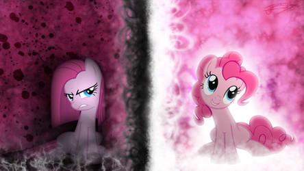Pinkie Pie - Wall of Emotion by Jamey4