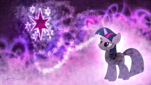 Twilight Sparkle - Casting Stars