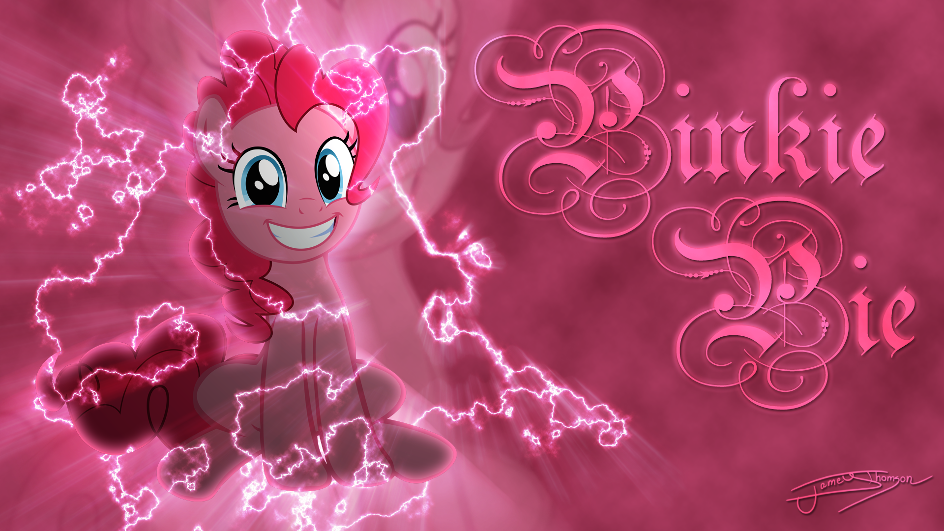 Pinkie Pie by Jamey4