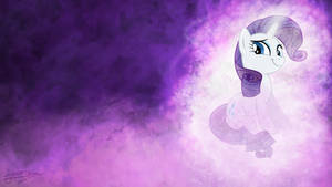 Rarity - Magical Clouds by Jamey4