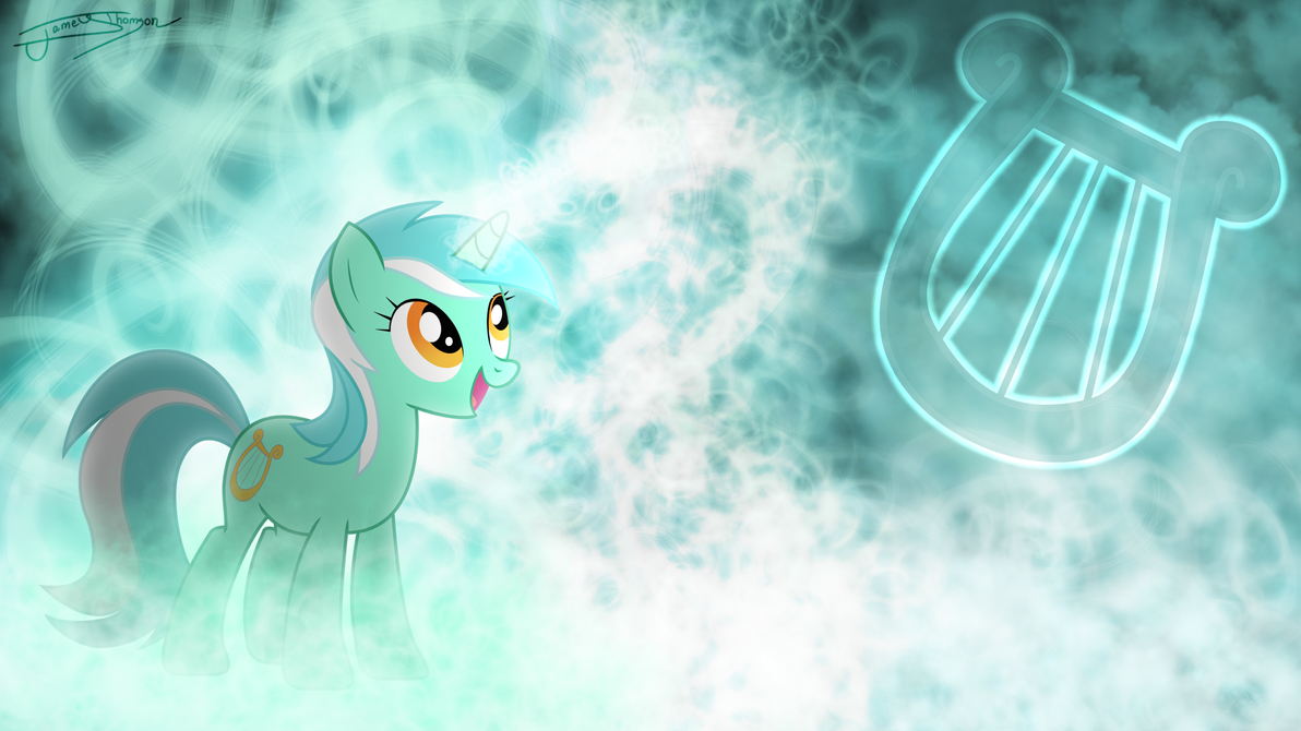 Lyra - Harp Clouds by Jamey4