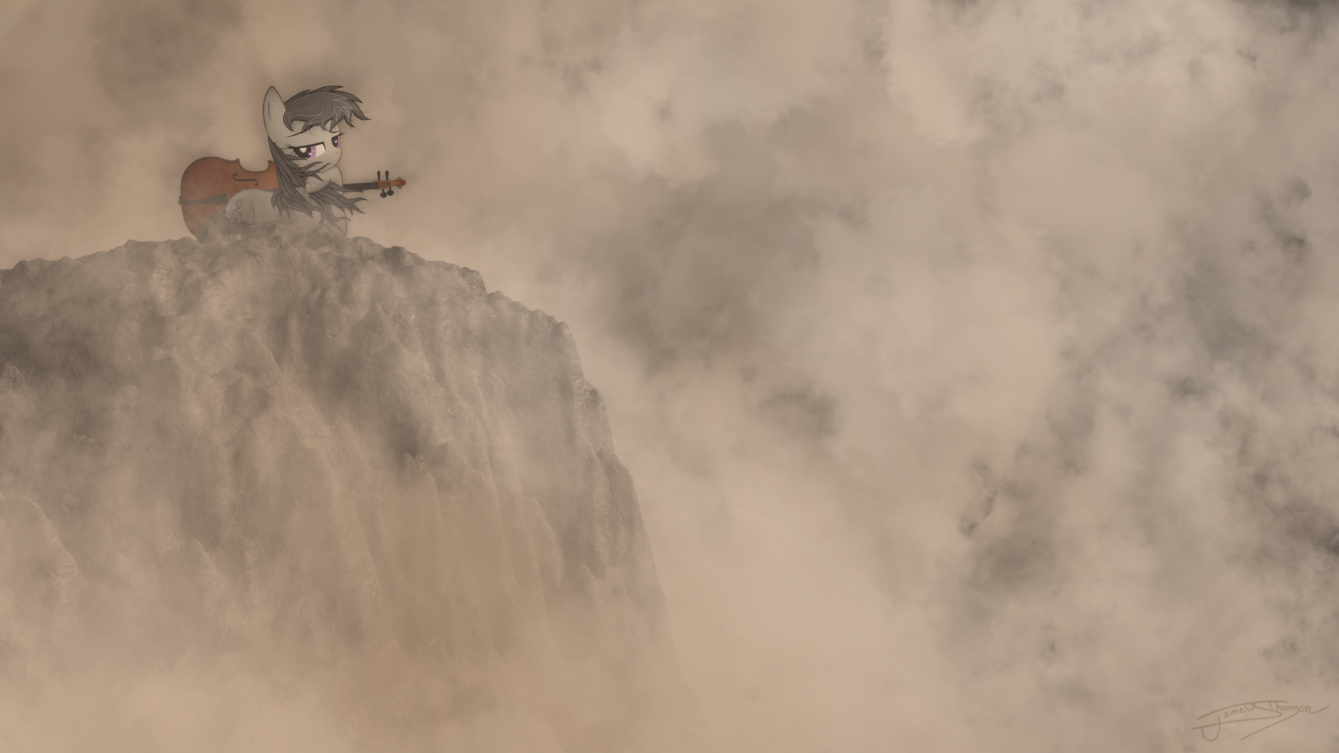 Symphonic Sandstorm by Jamey4