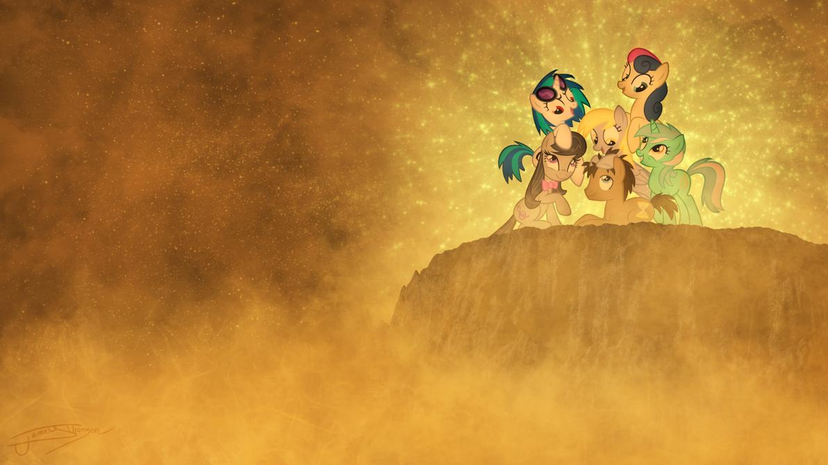 Starlight Friendship by Jamey4