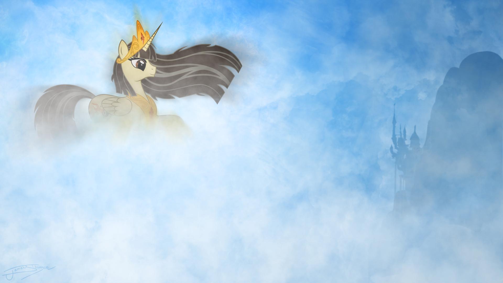 Princess Wildfire - Goddess of Equestria by Jamey4