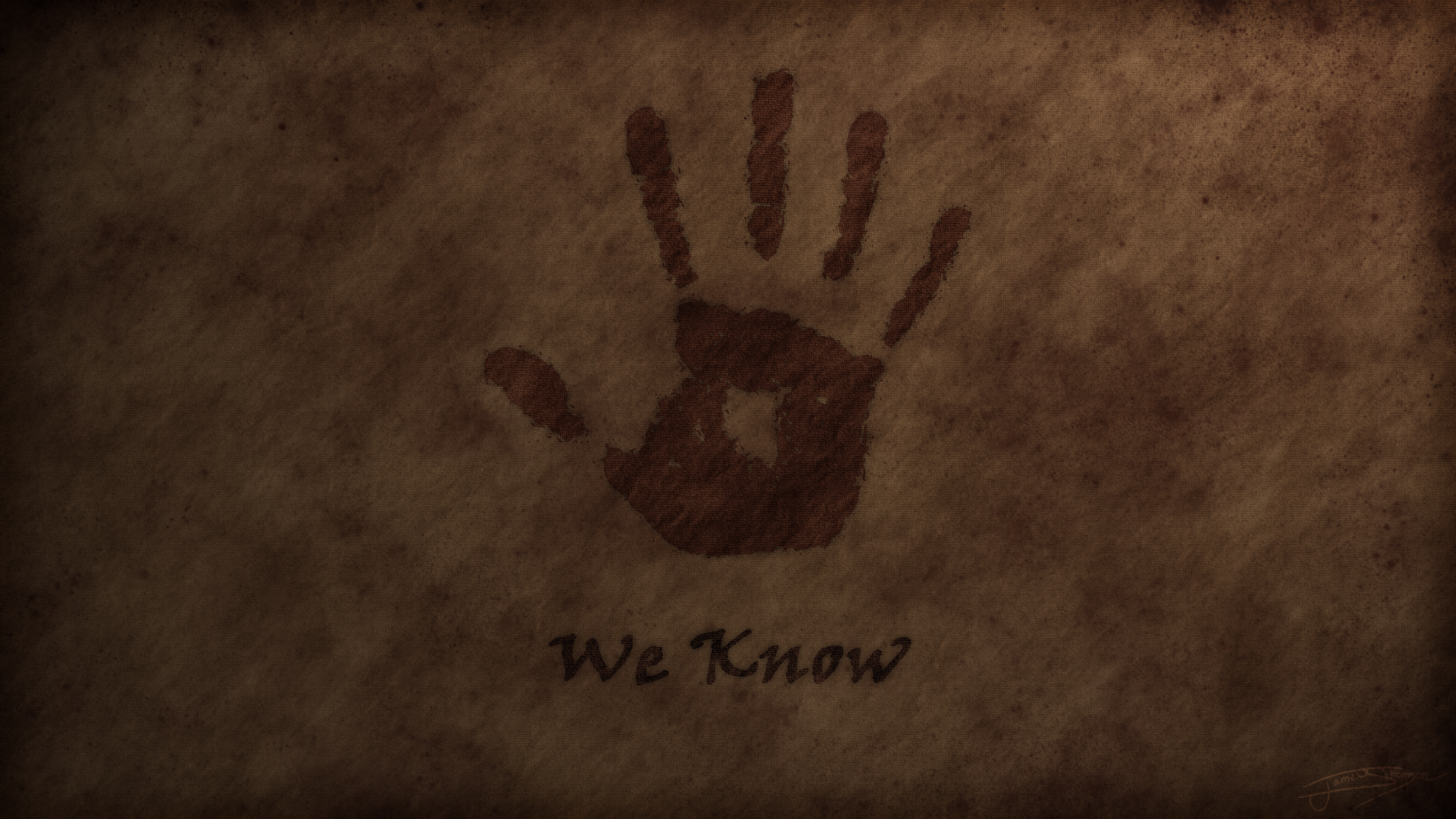 Dark Brotherhood Wallpaper by Jamey4