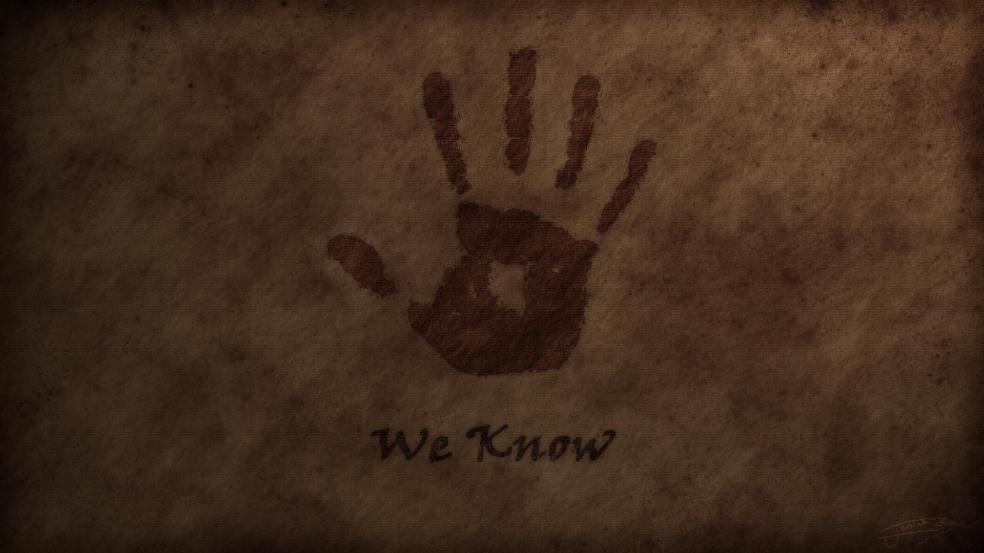 Group Of Skyrim Dark Brotherhood Wallpaper