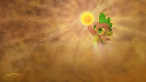 Spike - 4 Star Dragonball
