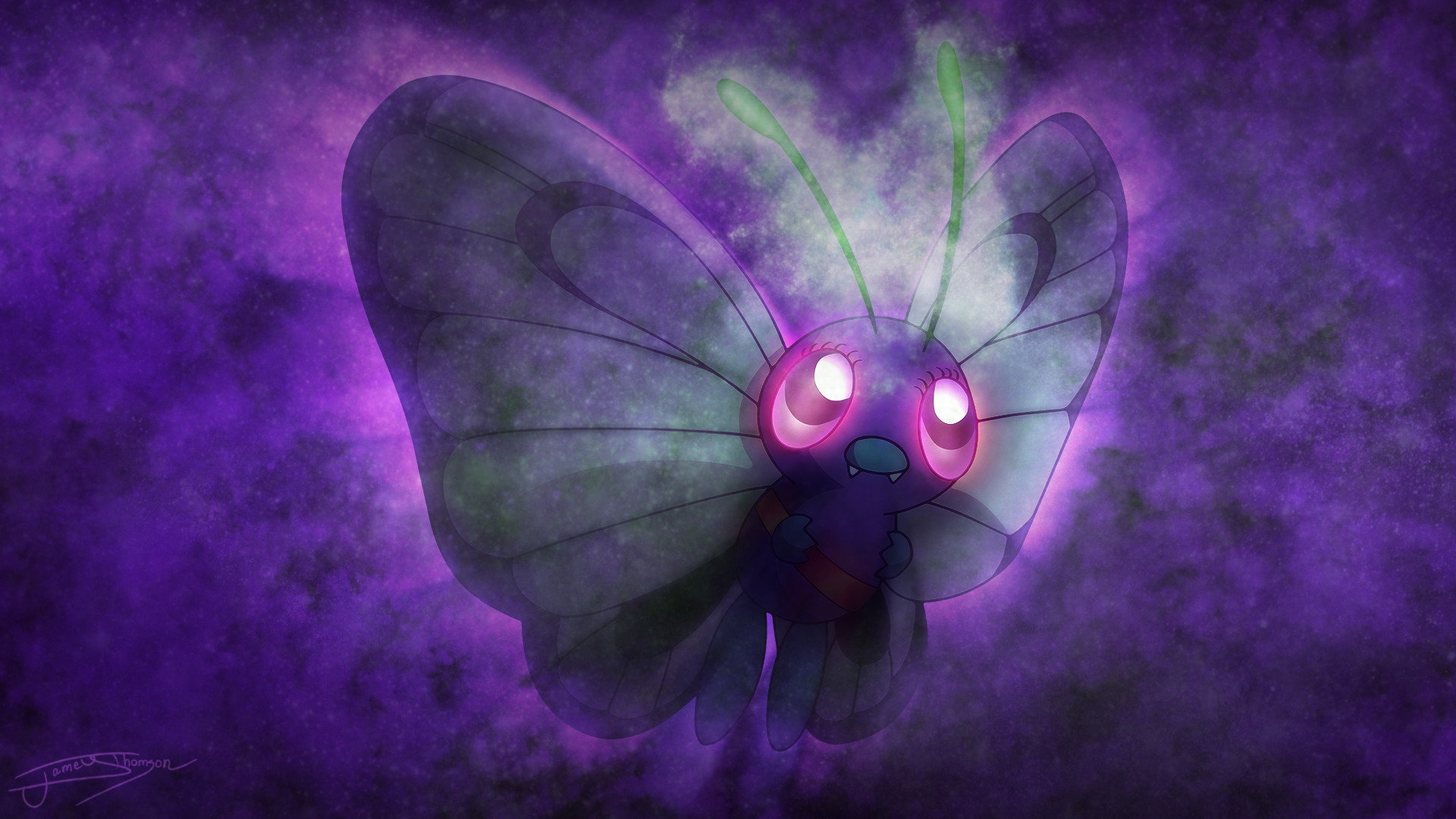 9 Butterfree (Pokemon) HD Wallpapers | Backgrounds - Wallpaper Abyss