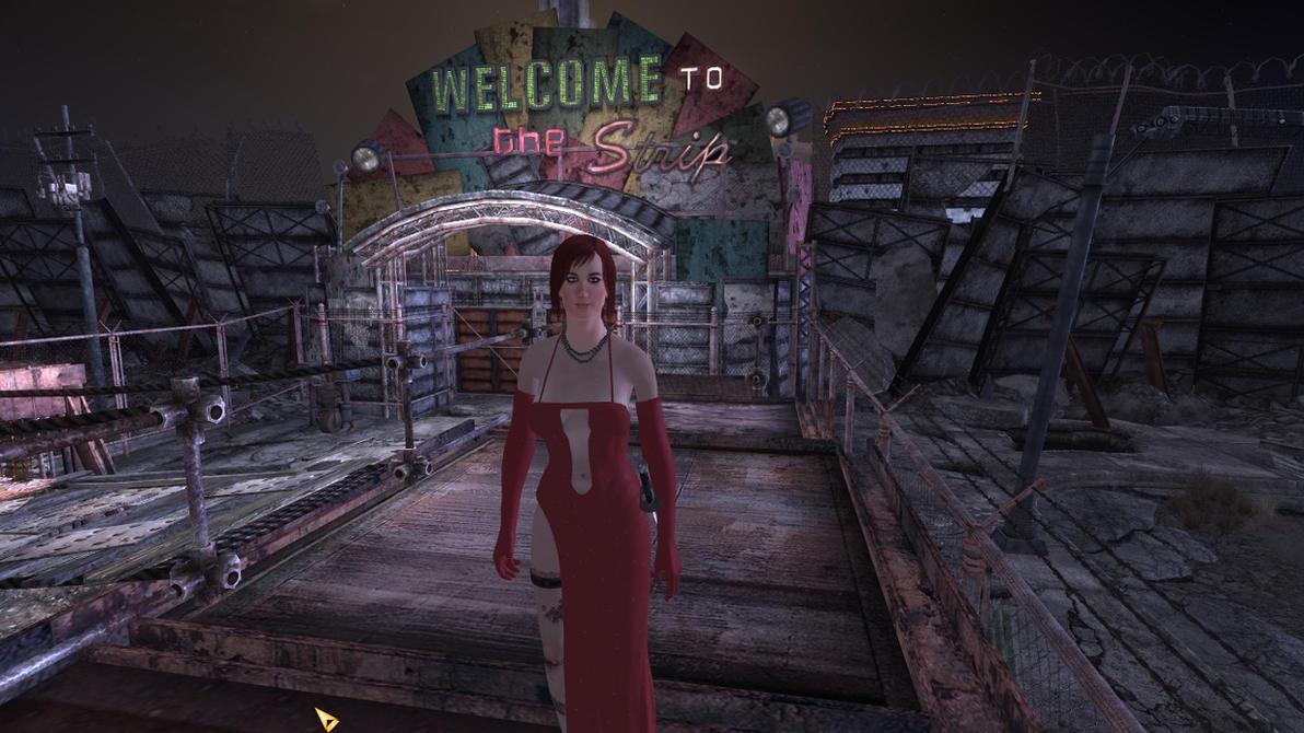 sexy Fallout neue Vegas Mods