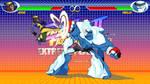 Skratchfighter- Jessie Vs Chillax by EymBee