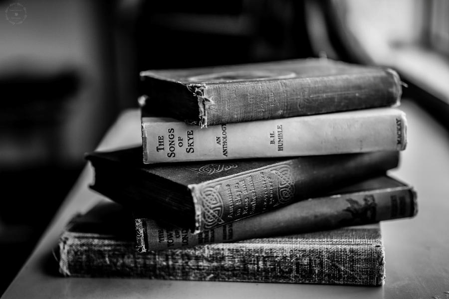 Old Spines by WickedOwl514