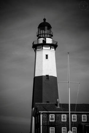 Montauk Point Lighthouse by WickedOwl514