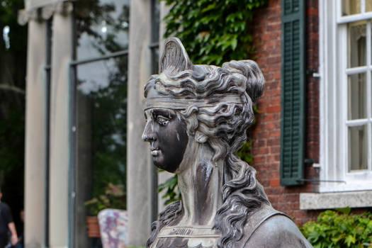 Statue at Old Westbury Gardens