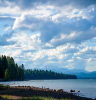 Lake Almanor by WickedOwl514