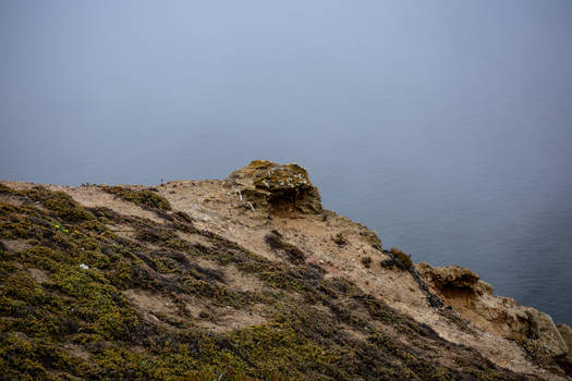 Point Reyes Light Station- Overlooking The Ocean