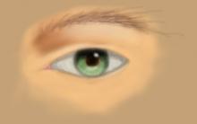 Eye Test by ReddFloxy