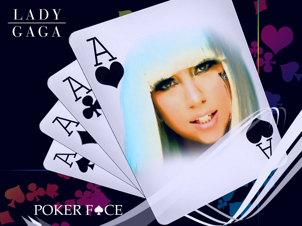 Lady gaga official poker face