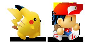 Pokemon Yellow HD by ReddFloxy