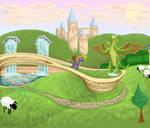 Rescuing Dragons: Nestor