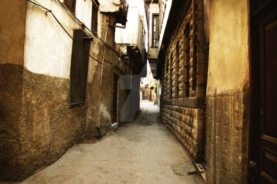 Bab Toma's Lanes by ashamandour
