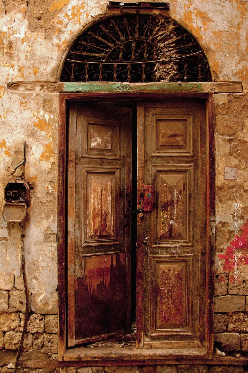 The Old Door by ashamandour on DeviantArt