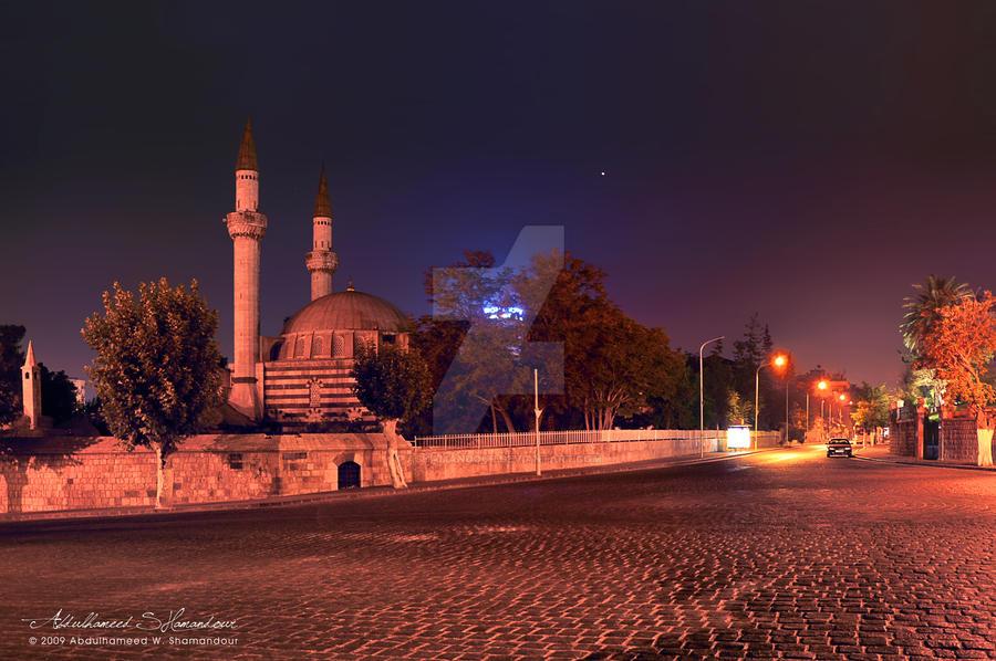 Al-Tukiya Al-Sulimania by ashamandour