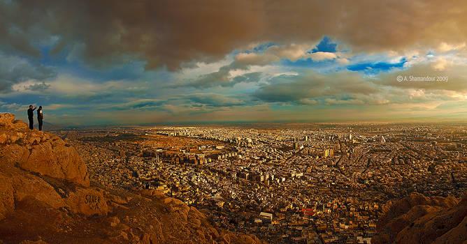 City of Jasmine by ashamandour