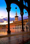 Omayyad Mosque - The Columns