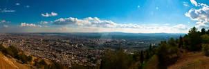 Damascus Top View VII