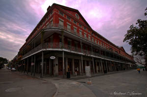 New Orleans building by ashamandour