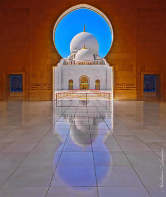 Grand Mosque by ashamandour