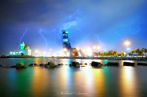 Thunders by ashamandour