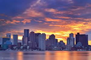 Lovely Boston by ashamandour