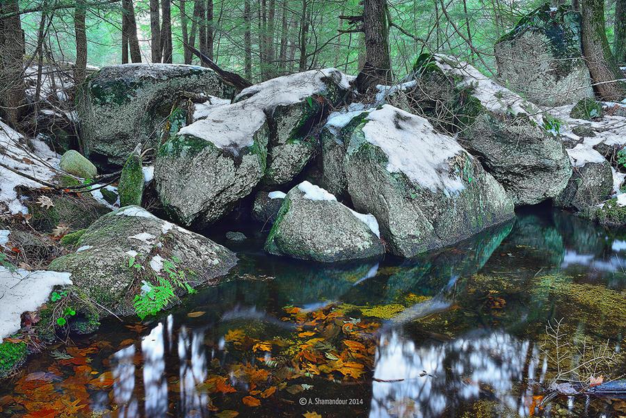 Rocks by ashamandour