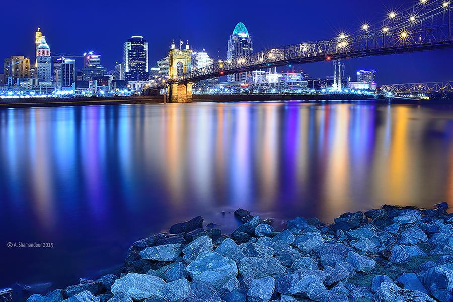 Cincinnati by ashamandour
