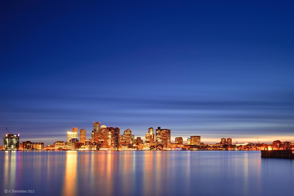 Boston by ashamandour