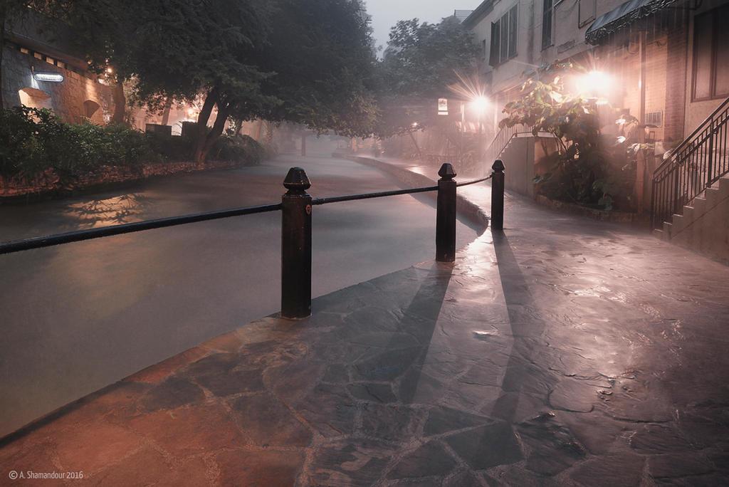 Raining by ashamandour