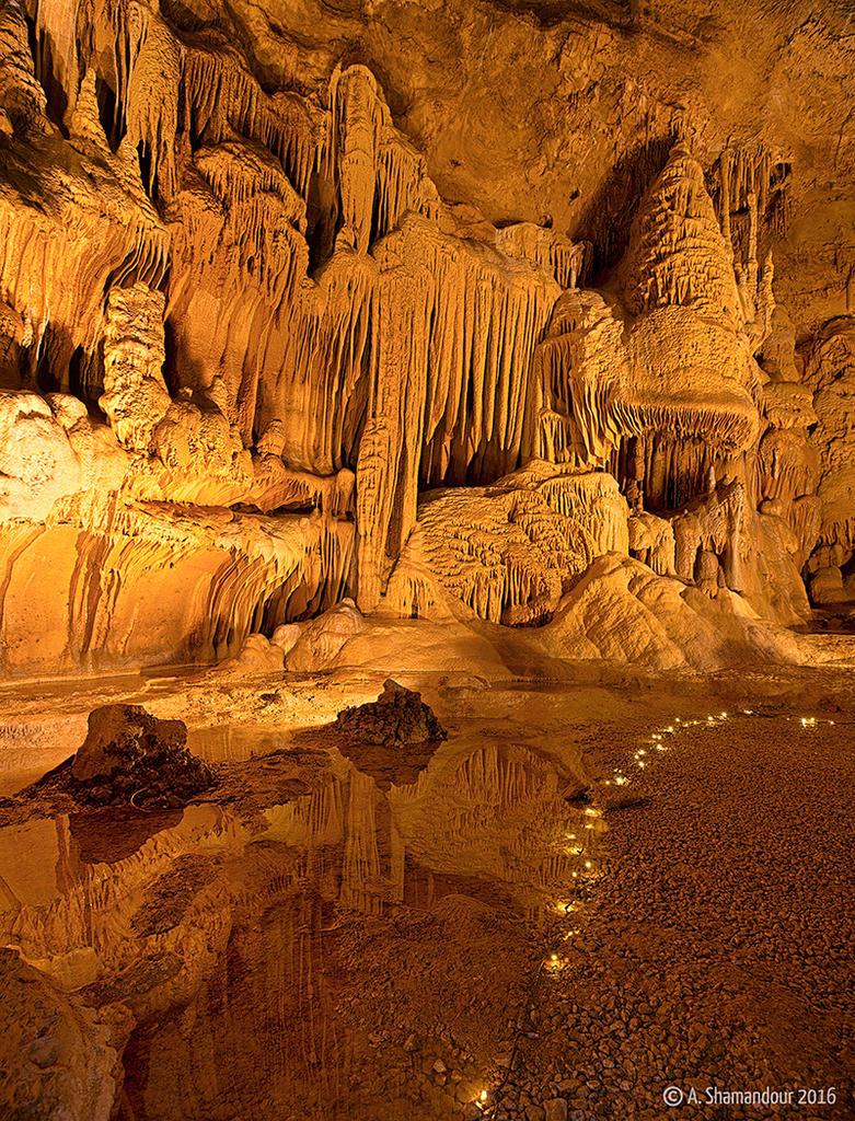 Cave by ashamandour