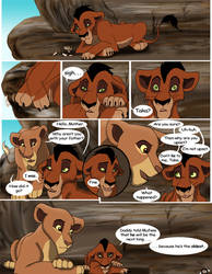 Betrothed - Page 1 by Nala15