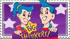Big Thinkers Stamp