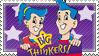 Big Thinkers Stamp by Nala15