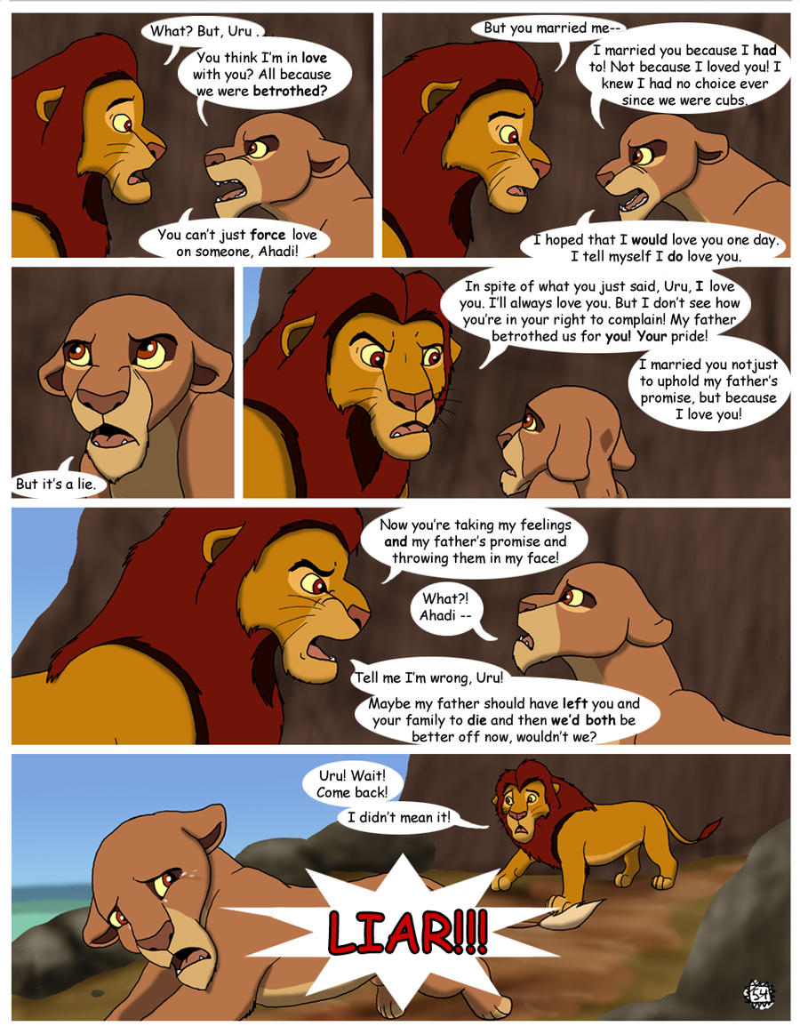 Betrothed - Page 54 by Nala15