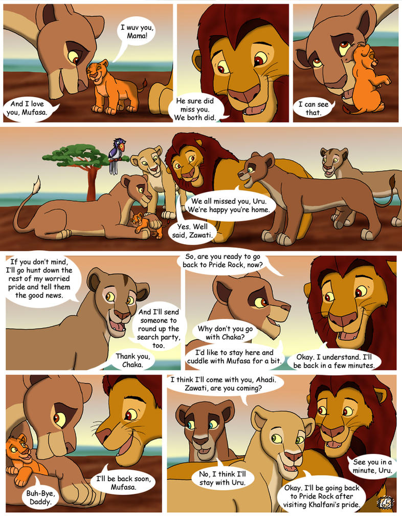 Betrothed - Page 65 by Nala15 on DeviantArt