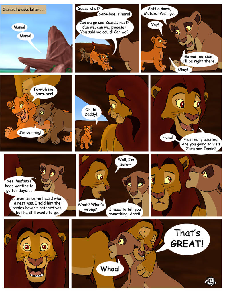 Betrothed - Page 92 by Nala15 on DeviantArt