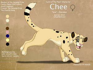 Chee Sheet
