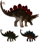 Primal Carnage Contest - Stegosaurus (with sounds)