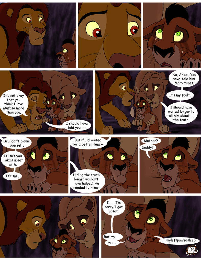 Brothers - Page 19 by Nala15