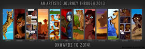 A Year of Art - 2013