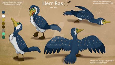 Herr Ras - Ref Sheet